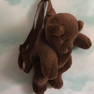 Other - Teddy bear backpack